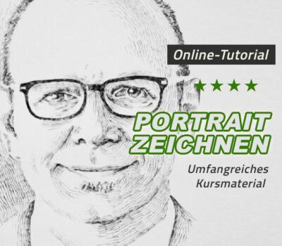 Tutorial Portrait Zeichnen